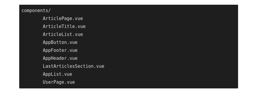 components of vue.js