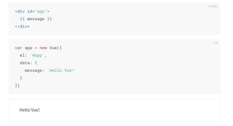 how work Vue.js