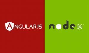 angular js vs node js